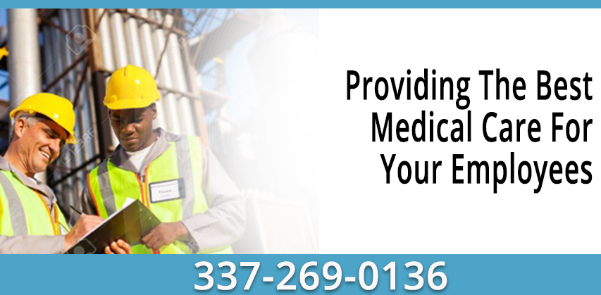 occupational medicine lafayette louisiana