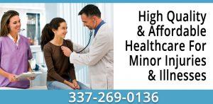 urgent care walk in clinic